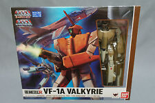 HI-METAL R VF-1A Valkyrie (Standard Production Model) Bandai Japan (TRACKING OK)