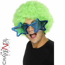 Jumbo Star Shaped Specs Oversized Glasses Assorted Colours Fancy Dress Party
