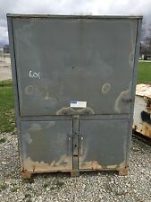 KNAACK 119 FIELD OFFICE STATION CONSTRUCTION JOB SITE STORAGE GANG BOX 82x44x60""