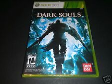Dark Souls Xbox 360 Brand New Sealed