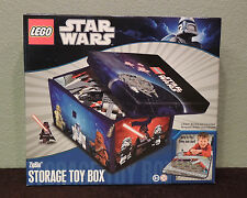 New Storage Toy Box Neat-Oh!® Star Wars™ ZipBin® Space Case Storage for Legos