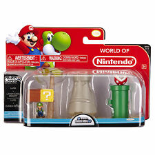 Nintendo Super Mario Bros U Micro Land Luigii Layer Cake Desert 3 Piece Pack