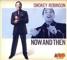 New & Sealed!!  Now and Then by Smokey Robinson (CD, 2010, Saguaro Road)