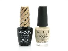 Opi Coca-Cola GelColor Gel Polish + Nail polish You're So Vain-illa GC-C14