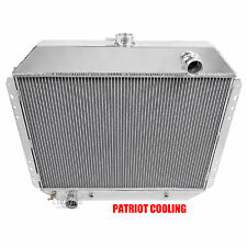1968-1979 Ford Pickup Trucks Radiator, 2 Row Aluminum Champion Cooling