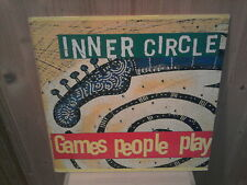 "INNER CIRCLE games people play 12"" MAXI 45T"