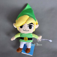 New Legend of Zelda Plush Doll Stuffed Toy Waker Link 7""