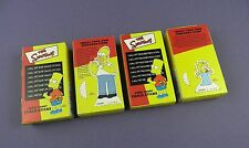The Simpsons - Full Candy Stick Boxes  From c2002