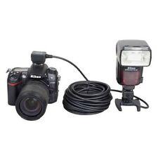 Phottix TTL cavo flash 10mt SC-28 x Nikon SB-900 SB-800 SB-600 SB-28 SB-27 SB-26