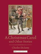 A Christmas Carol and Other Stories (Scholastic Classics)-ExLibrary
