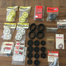 Team Losi - Kimbrough - Racers Edge - Action Tyres - BSR Tires Rims Gears + More