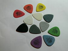 Guitar Pick Set Dunlop Nylon Plus Tortex Standard Plectrums