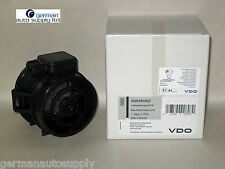 BMW Air Mass Sensor - Siemens / VDO - 13621432356 - NEW OEM MAF