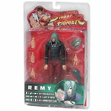 "Street Fighter Round 4 SOTA REMY 7"" Action Figure"