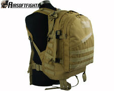 US Army Hunting 3Day Molle Assault Backpack Bag TAN  A