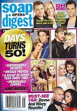 Days of Our Lives 50th Anniversary Tribute - November 9, 2015 Soap Opera Digest
