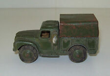 Vintage Dinky Toys Army 1 Ton Cargo Truck - Made in England