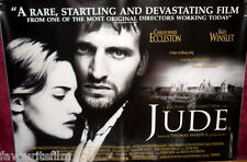 Cinema Poster: JUDE 1996 (Quad) Christopher Eccleston Kate Winslet James Nesbitt