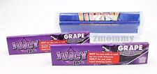 Cigar Roller Blunt Rolling Machine Plus Juicy Jay King Size Slim Grape Papers