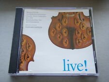 LIVE! WINNERS 3RD MELBOURNE INTERNATIONAL CHAMBER MUSIC COMPETITION JULY 1999 CD