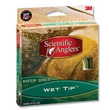 $80 SCIENTIFIC ANGLER MASTERY WET TIP TYPE III WF-8F/S TYPE 3 SINK TIP FLY LINE