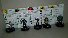 Heroclix keyword soldier lot 2