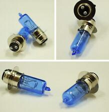 Yamaha Raptor 250350 700 03-12 H6 Xenon HID Hyper Blue/Wht Headlight Bulb Bulbs