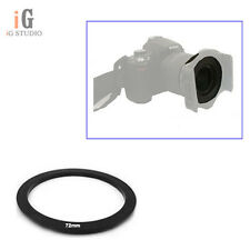 Square Filter 72mm Adaptor Ring for Cokin P Series