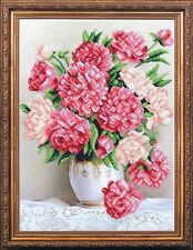 """Bead Embroidery kit MAGIC CANVAS - """"Flawless Fragrance"""""""