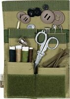 WEB-TEX BRITISH ARMY STYLE GENUINE MULTICAM SEWING POUCH,HOUSEWIFE KIT, NOT MTP