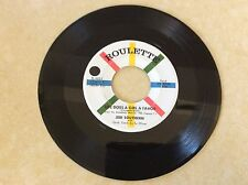 JERI SOUTHERN - WE'RE NOT CHILDREN / LIFE DOES A GIRL A FAVOR 45 rpm - ROULETTE