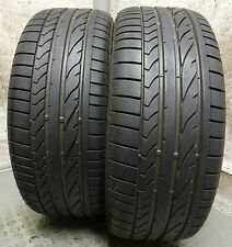 2 x BRIDGESTONE 225/45 R18 91V 7,1 mm POTENZA RE050A Sommerreifen DOT0312 PAAR!