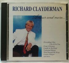 Richard Clayderman: Amour and more... (Quality Records, 1992) (cd5627