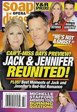 Matthew Ashford, Melissa Reeves Michelle Stafford May 30, 2016 Soap Opera Digest
