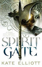 SPIRIT GATE Kate Elliott pb book