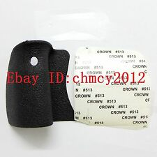 NEW CANON EOS 60D Digital Camera MAIN FRONT Right Rubber GRIP + Tape