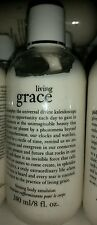 PHILOSOPHY LIVING GRACE FIRMING BODY EMULSION LOTION 8 OZ NEW AND SEALED