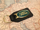 LAND ROVER COLLECTABLE BN REAL LEATHER GENUINE DEFENDER BLACK