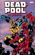 DEADPOOL: CLASSIC COMPANION TPB Marvel Comics X-Men Wolverine TP 384 PAGES!