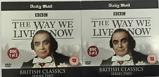 THE WAY WE LIVE NOW PROMO DVD`S DAVID SUCHER PART 1+2