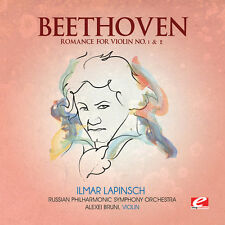 Romance For Violin 1 & 2 (Ep) - L.V. Beethoven (2013, CD NIEUW)