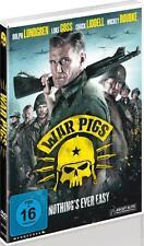 War Pigs Mickey Rourke, Dolph Lundgren DVD Neu!