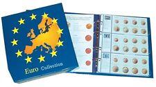 EURO RACCOGLITORE Album per la raccolta delle monete EURO EUROCOLLECTION + AGG.