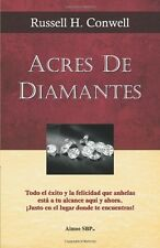 Acres de Diamantes: Triunfa Aqui y Ahora Russell H. Conwell 40% Off Envio GRATIS