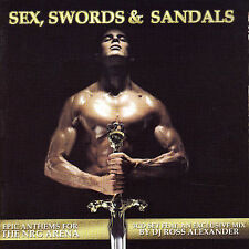SEX , SWORDS & SANDALS * GAY ANTHEMS * for the NRG Arena by Various 3 CD SET