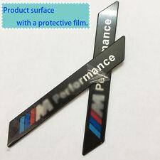 für BMW M Performance Acryl lichtdurchlässig Emblem Logo Dekorativen Aufkleber