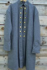 civil war confederate reenactor frock coat  46