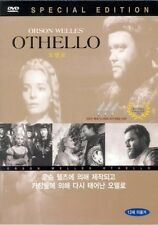 The Tragedy Of Othello (1952) DVD (Sealed) - The Moor Of Venice