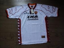 AS Roma 100% Original Jersey Shirt L 1999/2000 Away Still BNWT NEW Diadora rare