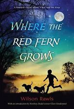 Where the Red Fern Grows - Wilson Rawls - Paperback